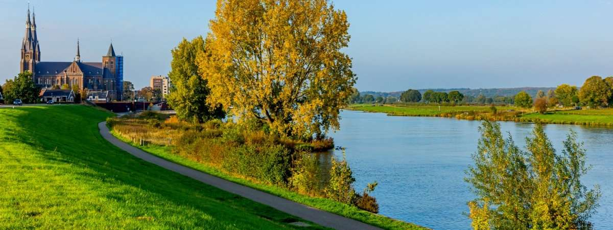 Tour d'Europe Circuit: Cycling in Benelux, France and Germany