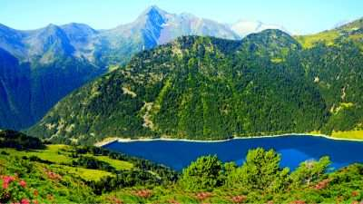 Trekking the GR10: Cauterets to Néouvielle The Natural Adventure Company