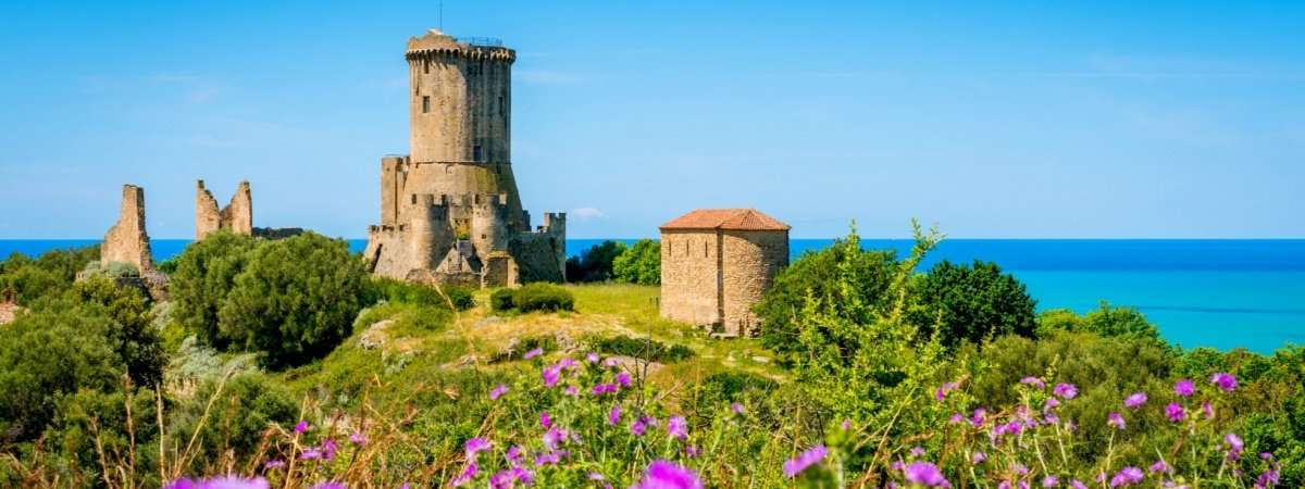 Walking the Cilento Coast and Mountains