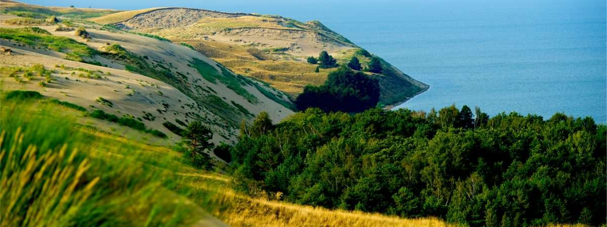 Walking the Curonian Spit  The Natural Adventure Company