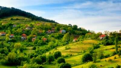 Walking the Gorges and Villages of the Rhodopes