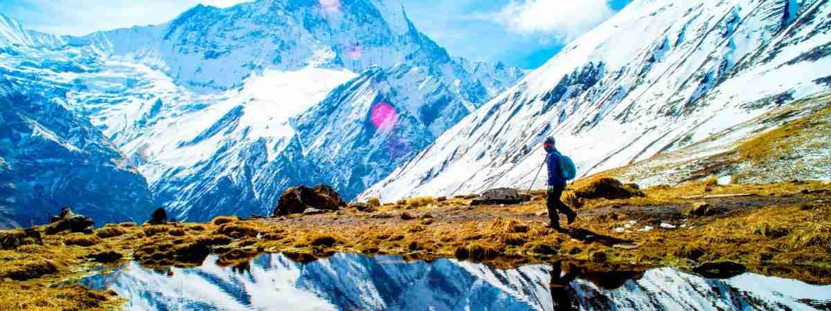 Annapurna Sanctuary Trek  The Natural Adventure Company