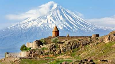 Armenia Explorer, Climb Mount Ararat The Natural Adventure Company 35