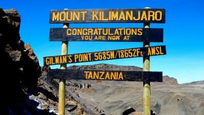 Climb Mount Kilimanjaro: Rongai Route  The Natural Adventure Company