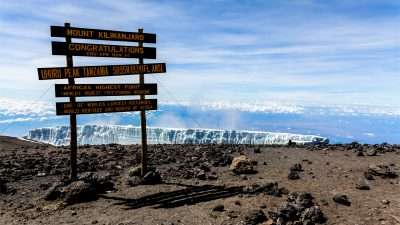 Climb Mount Kilimanjaro: Umbwe Route The Natural Adventure Company