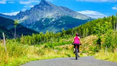 Cycling the High Tatras and Krakow  The Natural Adventure Company