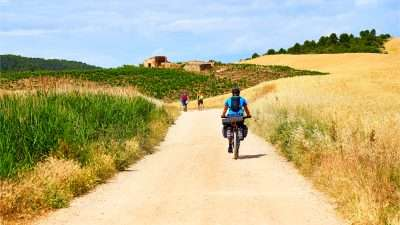 Cycling the Way of St James: León to Santiago  The Natural Adventure Company