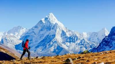 nepal adventure holidays, Everest Base Camp Trek The Natural Adventure Company