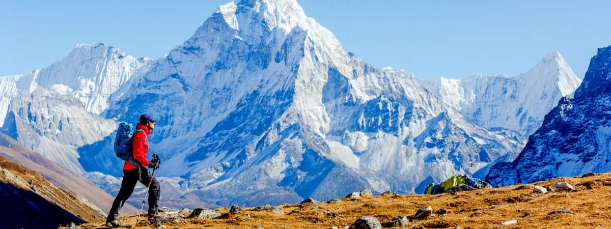 Nepal walking & trekking holidays, Everest Base Camp Trek The Natural Adventure Company