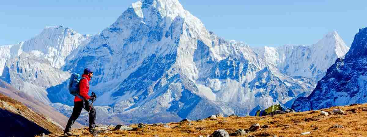 nepal adventure holidays, Everest Base Camp Trek The Natural Adventure Company