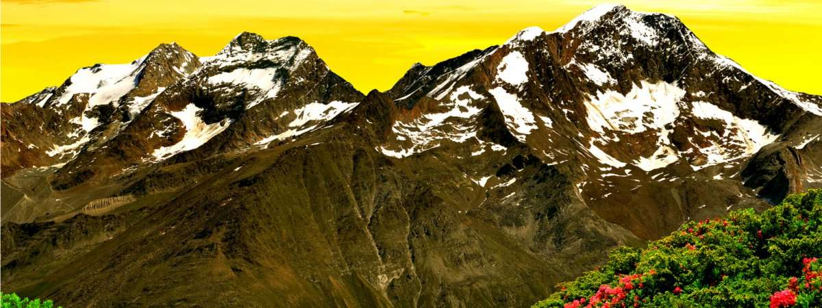 High Passes of Valais Complete: Ulrichen to Zinal