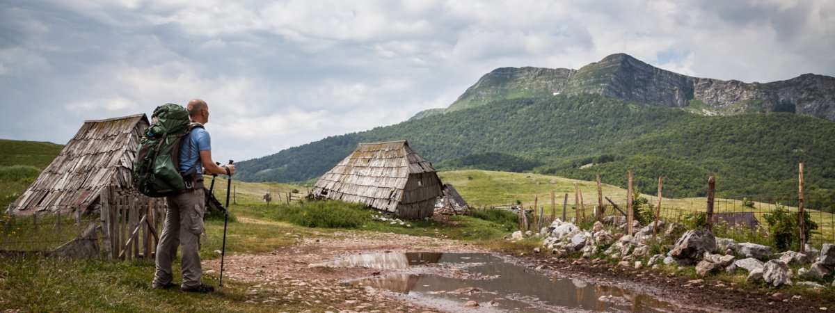Via Dinarica in Bosnia: Peaks and Villages of Bjelasnica Mountain  The Natural Adventure Company