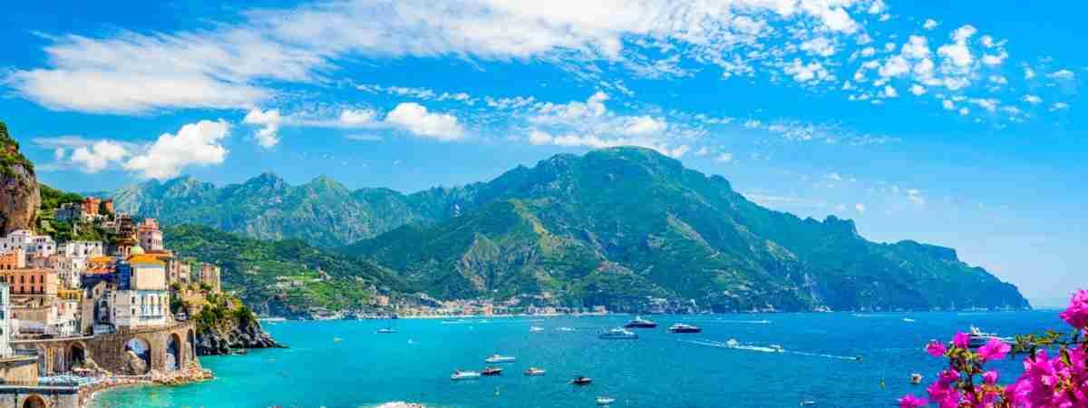 Walking the Amalfi Coast and Mountains  The Natural Adventure Company