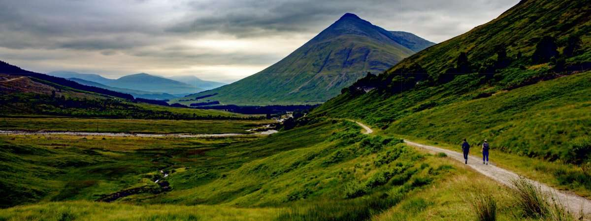 West Highland Way Short Break: Tyndrum to Fort William  The Natural Adventure Company 5