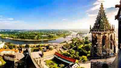 Elbe Cycle Path: Hamburg to Dresden  The Natural Adventure Company 11