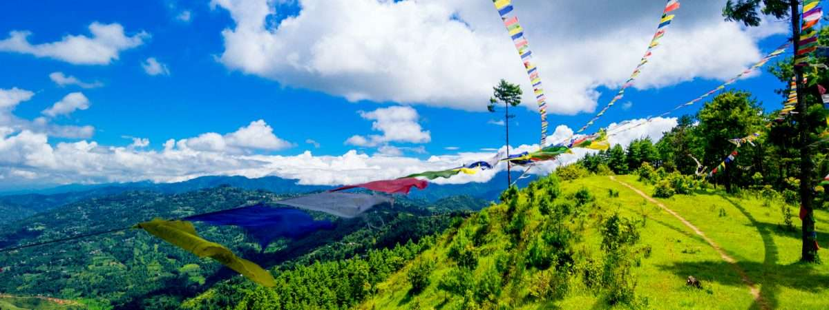 Kathmandu Valley and a Glimpse of Everest  The Natural Adventure Company 11