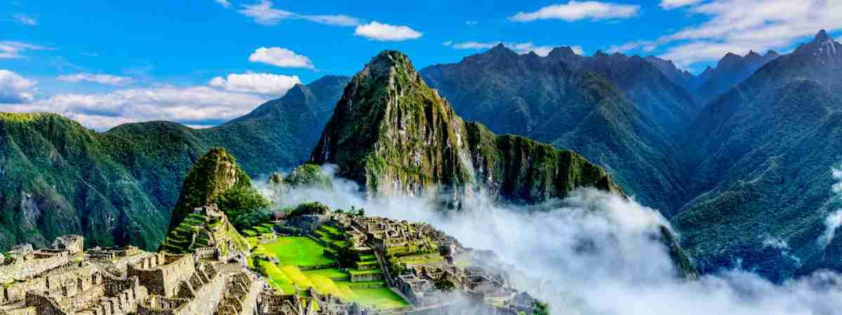 Inca Trail to Machu Picchu with Cusco The Natural Adventure Company