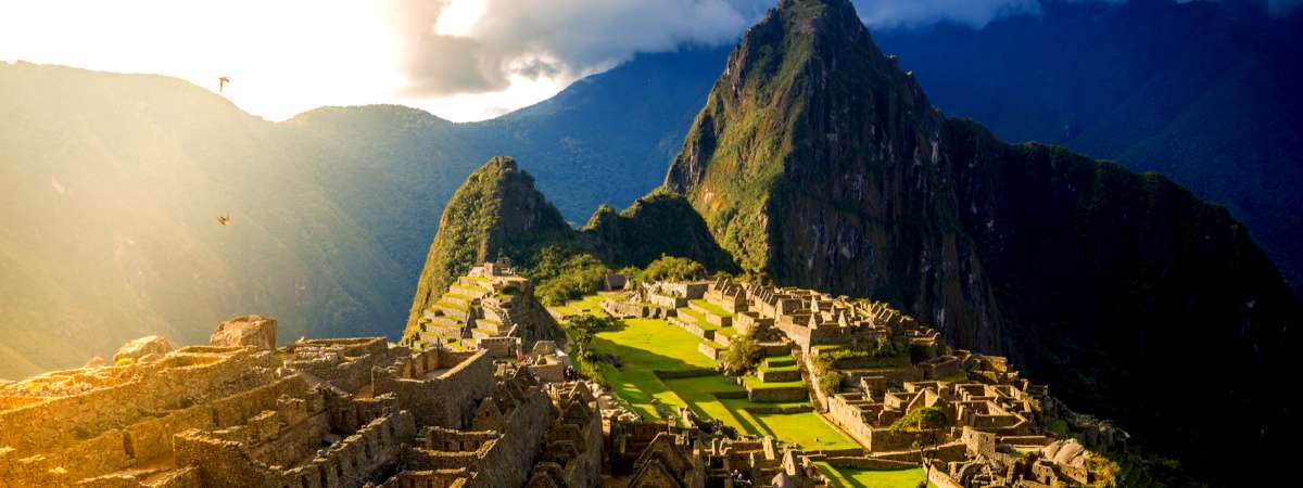 Inca Trail to Machu Picchu  The Natural Adventure Company