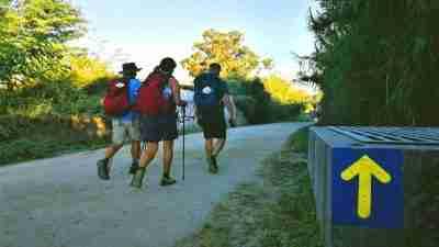 Camino Portugues: Central Way  The Natural Adventure Company 15